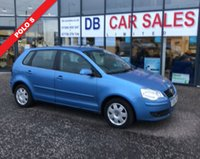 USED 2006 06 VOLKSWAGEN POLO 1.2 S 5d 63 BHP NO DEPOSIT AVAILABLE, DRIVE AWAY TODAY!!