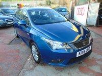 2014 SEAT IBIZA 1.2 TSI SE DSG 5d AUTO 104 BHP £5995.00