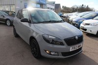 2013 SKODA FABIA 1.2 REACTION 12V 5d 68 BHP VRS MONTE CARLO LOOKALIKE £4695.00
