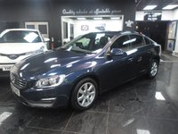 2013 VOLVO S60 2.0 D3 BUSINESS EDITION 4d 134 BHP £6990.00