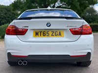 USED 2015 65 BMW 4 SERIES 3.0 435D XDRIVE M SPORT GRAN COUPE 4d AUTO 309 BHP