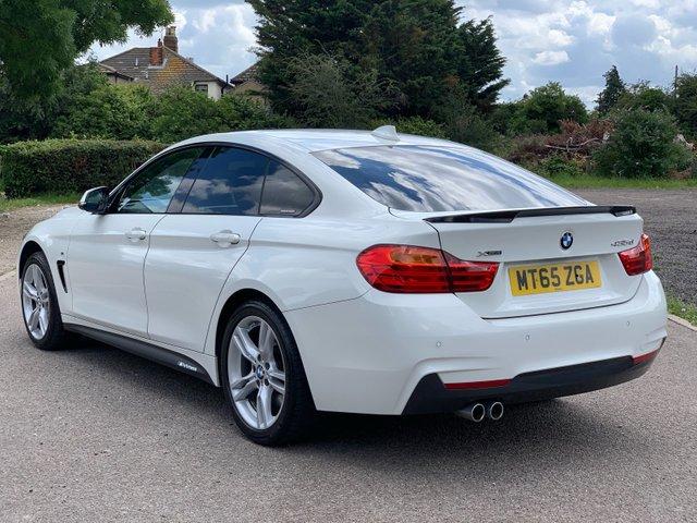 2015 BMW 4 Series 435d Xdrive M Sport Gran Coupe