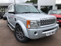 USED 2007 57 LAND ROVER DISCOVERY 2.7 3 COMMERCIAL XS 1d 188 BHP