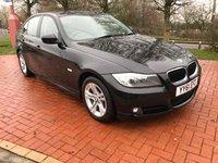 2011 BMW 3 SERIES 2.0 316D ES 4d 114 BHP £6490.00