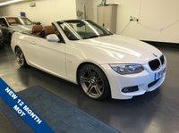 """USED 2013 13 BMW 3 SERIES 2.0 320D M SPORT 2d 181 BHP 19"""" ALLOYS, SAT NAV, XENON HEADLIGHTS, STOP/START"""