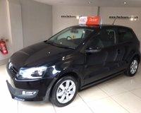 2011 VOLKSWAGEN POLO MATCH £SOLD