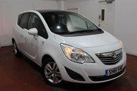 2011 VAUXHALL MERIVA 1.4 SE 5d 98 BHP £4995.00