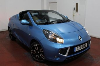 View our RENAULT WIND ROADSTER