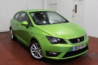 2012 SEAT IBIZA 1.4 TSI FR DSG 3d AUTO 148 BHP £5995.00