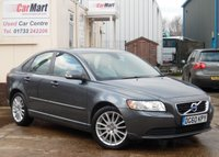 USED 2010 60 VOLVO S40 1.6 D DRIVE SE LUX 4d 109 BHP