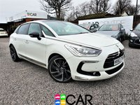 2013 CITROEN DS5 2.0 HDI DSPORT 5d AUTO 161 BHP £7995.00