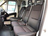 USED 2015 15 PEUGEOT BOXER 2.2 HDI 335 L3 LOW LOADER LUTON 130 BHP