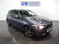 USED 2012 62 BMW 1 SERIES BMW 1 Series 1.6 116i Sport 5 Door