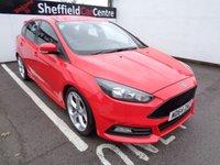 2015 FORD FOCUS 2.0 ST-2 TDCI 5d 183 BHP £12575.00