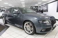 2010 AUDI A4 2.0 TDI S LINE SPECIAL EDITION AUTO £6950.00