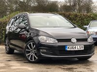 2014 VOLKSWAGEN GOLF 2.0 GT TDI BLUEMOTION TECHNOLOGY 5d 148 BHP £8500.00
