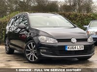 2014 VOLKSWAGEN GOLF 2.0 GT TDI BLUEMOTION TECHNOLOGY 5d 148 BHP £9000.00