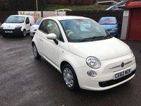 2012 FIAT 500 1.2 POP 3d 69 BHP £SOLD