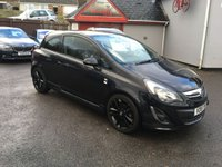 2015 VAUXHALL CORSA 1.2 LIMITED EDITION 3d 83 BHP £4995.00