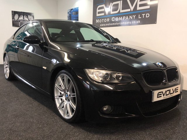 2008 58 BMW 3 SERIES 3.0 330I M SPORT 2d 269 BHP