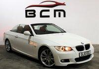 2010 BMW 3 SERIES 2.0 320D M SPORT 2d AUTO 175 BHP £SOLD