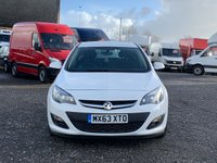 USED 2013 63 VAUXHALL ASTRA 1.3 ES CDTI 5d ECOFLEX AC, ONE PREVIOUS OWNER, FDSH, £20 ROAD TAX, BLUETOOTH, CRUISE