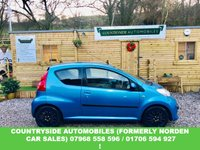 USED 2006 06 PEUGEOT 107 1.0 URBAN 3d 68 BHP Lovely little 107 finished in a bright electric metalic blue, with electric windows, only £20 a year road tax, clean and fresh interior trim, AUX input and cd player. looks and drives superb. JUST HAD FULL SERVICE AND NEW CLUTCH !