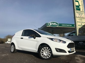 2013 FORD FIESTA 1.5 BASE TDCI 3d 74 BHP £SOLD