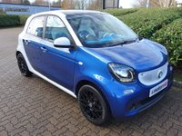 USED 2015 65 SMART FORFOUR 0.9 PROXY PREMIUM T 5d 90 BHP