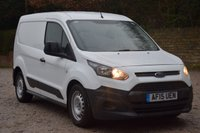 2015 FORD TRANSIT CONNECT 1.6 200 P/V 1d 94 BHP £6450.00