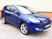 2015 FORD KUGA 1.5 TITANIUM X SPORT 5d 148 BHP £SOLD