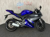 2014 YAMAHA YZF-R125 YZF R125 MOT TILL AUGUST 2019  LOW MILES 2014 14 £2690.00