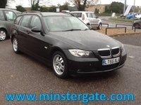 2005 BMW 3 SERIES 2.0 320D ES TOURING 5d 161 BHP * FULL SERVICE HISTORY * £2990.00