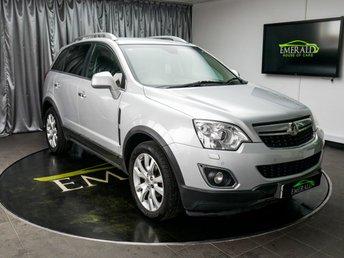 2012 VAUXHALL ANTARA 2.2 SE NAV CDTI 4WD S/S 5d 161 BHP £6500.00
