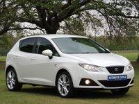 2010 SEAT IBIZA 1.6 SPORT CR TDI 5d 103 BHP £4999.00