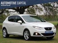2010 SEAT IBIZA 1.6 SPORT CR TDI 5d 103 BHP £4890.00