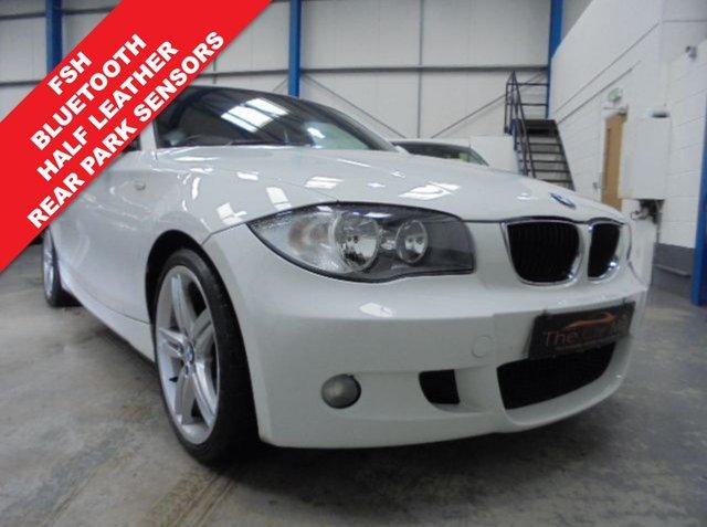 2010 10 BMW 1 SERIES 2.0 116I M SPORT 5d 121 BHP
