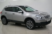 2009 NISSAN QASHQAI 2.0 SOUND AND STYLE DCI 5d 148 BHP £4995.00
