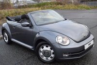 USED 2014 64 VOLKSWAGEN BEETLE 2.0 TECH DESIGN TDI 2d 1 LADY OWNER! FULL VW SERVICE HISTORY! STUNNING EXAMPLE!