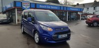 2015 FORD TOURNEO CONNECT 1.6 TITANIUM TDCI 5d 114 BHP £12995.00