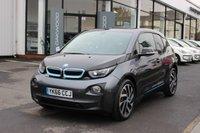 2016 BMW I3 E 94 Ah 5dr Hatchback Electric Automatic  £19985.00