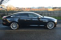 USED 2010 10 JAGUAR XJ 3.0 D V6 PORTFOLIO  4d AUTO 275 BHP SERVICE HISTORY, HEATED MASSAGE SEATS, TV, DAB RADIO, BLUETOOTH, REAR PRIVACY GLASS