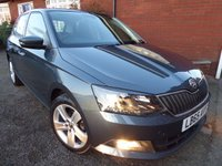 2015 SKODA FABIA 1.2 SE L TSI 5d 89 BHP Extra Specification Car £8595.00