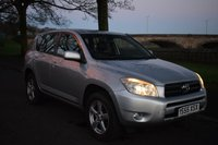 2006 TOYOTA RAV4 2.0 XT4 VVT-I 5d AUTO 151 BHP £3499.00