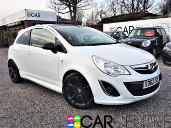 View our 2012 62 VAUXHALL CORSA 1.2 LIMITED EDITION 3d 83 BHP