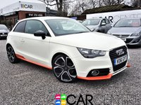 2011 AUDI A1 1.4 TFSI COMPETITION LINE 3d 122 BHP £8295.00