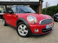 2011 MINI CLUBMAN 1.6 COOPER D 5d 112 BHP £7000.00