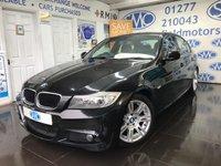 2010 BMW 3 SERIES 2.0 320D M SPORT 4d 181 BHP £SOLD