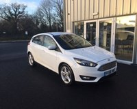 USED 2016 66 FORD FOCUS 1.0 ZETEC NAVIGATOR ECOBOOST 125 BHP THIS VEHICLE IS AT SITE 1 - TO VIEW CALL US ON 01903 892224