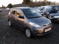 USED 2010 59 HYUNDAI I10 1.2 CLASSIC 5d 77 BHP ****Great Value economical reliable family car with full main dealer service history, drives superbly****